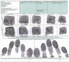 Fingerprint Expert In Ahmedabad Fd 258 Card Pcc Visa